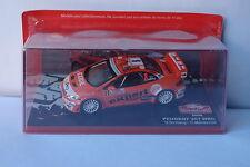 IXO ALTAYA PEUGEOT 307 WRC #8 MONTE CARLO 2006 1:43
