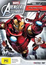 Marvel: Avengers Assemble: The Mad Titan NEW R4 DVD