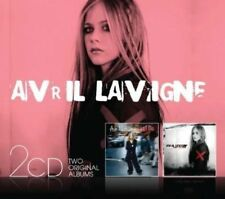 AVRIL LAVIGNE - THE BEST DAMN THING/UNDER MY SKIN - CD - NEW