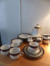 Winterling Marktleuthen Kaffeeservice Porzellan 6 Personen 21 Teile
