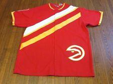 Authentic Mitchell & Ness NBA Atlanta Hawks 1986-1987 Warm Up Jacket sz 56