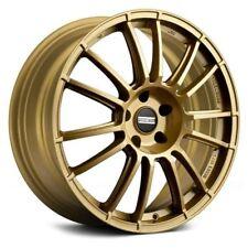 Fondmetal 9RR gold Felge 8.5x19 - 19 Zoll 5x112 Lochkreis