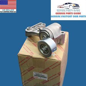 GENUINE LEXUS GS350 IS250 IS350 RC350 RWD SERPENTINE BELT TENSIONER 16620-31021