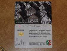 Telefonkarte Telekom , gut erhalten *dt. Bundesländer* Nordrhein-Westfalen # 051