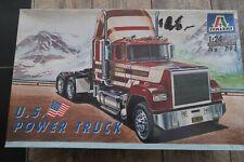 Italeri 798 1 : 24 US Power Truck  (BG002-75)