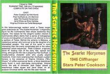 the scarlet horseman15 episode Cliffhanger serial