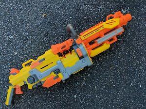 NERF Vulcan EBF-25 Blaster N-Strike Foam Dart Machine Cannon Main Piece Only