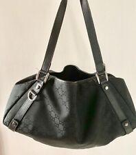 Gucci Black Tote Bag