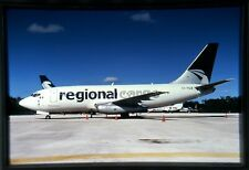 REGIONAL CARGO - 737-200 - ORIGINAL AIRCRAFT SLIDE - !!! VERY RARE !!!