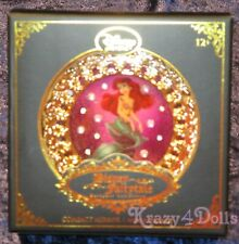 Disney Designer Fairytale Doll Collection Ariel Compact Mirror New!