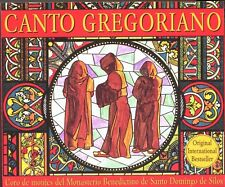 Canto Gregoriano / Major Works of Gregorian Chant - 2CD Fatbox
