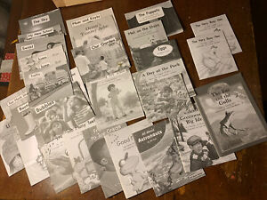 Fountas and Pinnell Leveled Literacy Intervention books Lot Of 30 level A - L