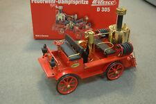 Wilesco 00305 Pompier - L'Injection D305 Neuf