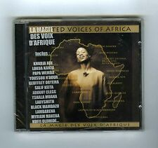 CD (NEW) UNITED VOICES OF AFRICA (VARIOUS) J.CLEGG S.KEITA Y.N'DOUR M.MAKEBA