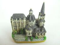Dom Aachen Modell,Souvenir Germany ,handbemalt,TOP QUALI,Neu
