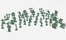 Lot of 49 Greek Miniature RPG Figures from Age of Mythology Board Game