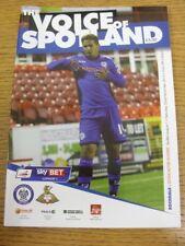 22/11/2014 Rochdale v Doncaster Rovers  . Bobfrankandelvis (aka Footy Progs) sel