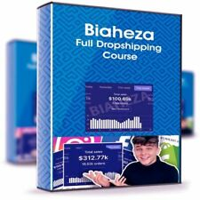 Full Dropshipping Biahezas Course On Shopify Website Make Money Online Business