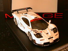MCLAREN F1 GTR #21 IDA HITOTSUYAMA FUJI 1000KM 1999 HPI RACING 8534 1/43 1000 KM