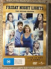 Friday Night Lights Season 2 ( Second ) - Like New R2,4 DVD