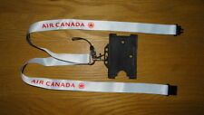 Air Canada Collectable In-Flight Lanyards Kits