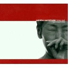 """Sainkho Namtchylak """"TIME OUT"""" CD --- 7 TRACKS --- Nouveau"""