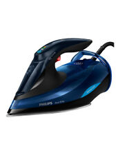 NEW Philips PerfectCare Azur Elite Steam Iron:Black/Blue GC5031/20