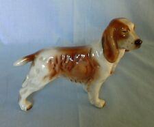 New listing Vintage Goldscheider/Goldcrest Porcelain Ceramic Springer Spaniel Dog Figurine