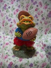 New Frog Figure Football Player