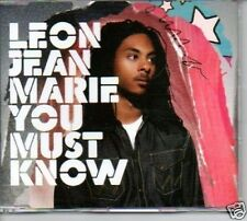 (O43) Leon Jean Marie, You Must Know - DJ CD