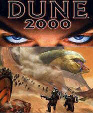 Dune 2000 PC RARITÄT in Deutsch der Spieleklassiker
