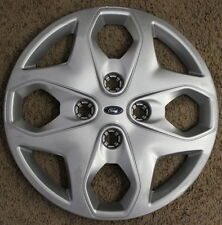 "Genuine Ford Fiesta hubcap 11 12 13 8 pocket wheel cover 15"" hubcap"