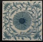 Aesthetic movement tile.Mintons China Works. C1905.