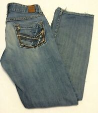 BKE Culture Thick Stitch Stretch Boot Womens Size 29 X 31 1/2 Jeans Pants- used