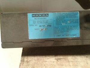 Audio Equipment Radio CD Changer Fits 95-98 ODYSSEY 625934
