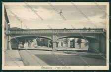 Lucca Altopascio Autostrada cartolina QQ2587
