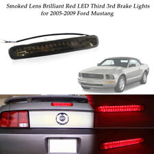 LED 3rd Third Brake Tail Stop light For 2005-2009 Ford Mustang