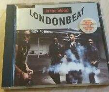 Londonbeat In the blood CD