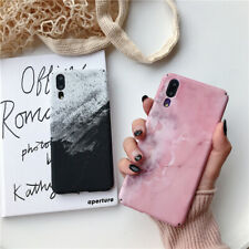 Hard scrub marble phone Case For Huawei Psmart 2019 Mate20 pro P20 lite Nova 4