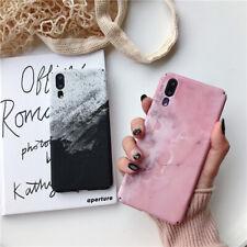 Hard scrub marble phone Case For Huawei Psmart 2019 Mate20 pro P20 lite Nova 4