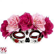 Widmann Vd-wdm04783 Maschera Dia de Los Muertos Taglia unica