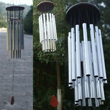 Large 27 Tubes Windchime Chapel Bells Wind Chimes Outdoor Garden Home Decor NEW