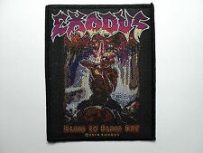 EXODUS  WOVEN  PATCH