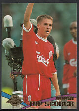 Merlin Football Card- Premier Gold 2000 - No A10 - Michael Owen - Liverpool