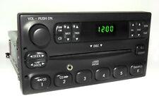 2004 Ford F-250 Super Duty Radio AM FM CD Player w Aux Input Part 4L2T-18C815-DA