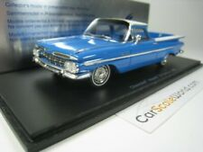 Chevrolet Impala el camino 1959 1/43 Spark (blue/white)