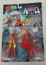 New! 1997 Bill Maus' NIRA Sexy Cyber Action Figure NIP Cyber Angel Skybolt Toyz