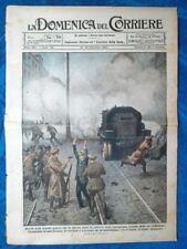 La Domenica del Corriere 12 dicembre 1920 Dublino - New York - Boulard