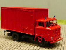 2 Stück W50 H0 90 0001 91:Schlauchverteiler für Feuerwehr Tanklöschfahrzeuge