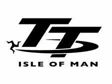 ISLE OF MAN TT COURSE MOTO  STICKERS AUTOCOLLANT STICKER